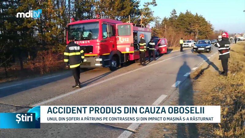 ACCIDENT PRODUS DIN CAUZA OBOSELII