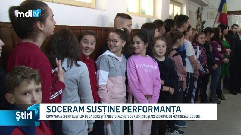 SOCERAM SUSȚINE PERFORMANȚA
