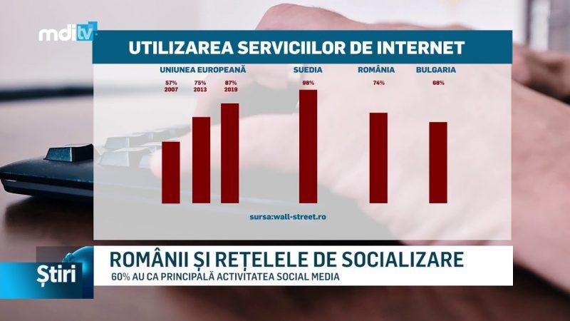 ROMÂNII ȘI REȚELELE DE SOCIALIZARE