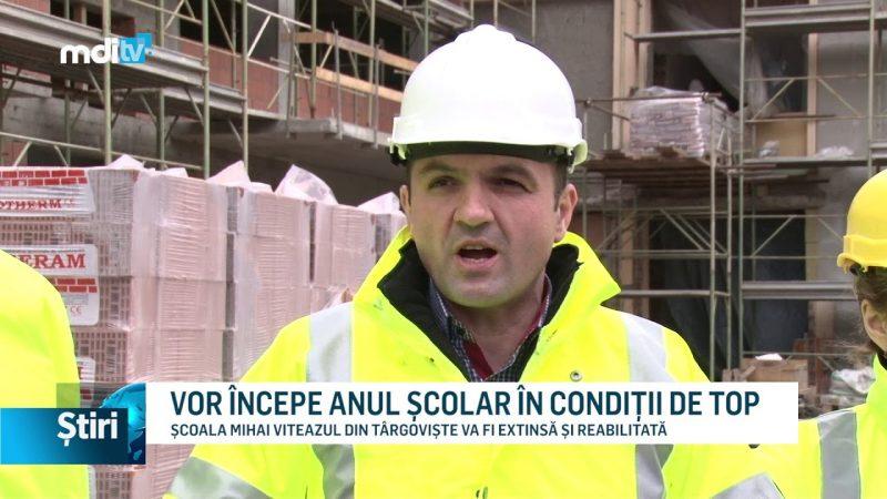 VOR ÎNCEPE ANUL ȘCOLAR ÎN CONDIȚII DE TOP