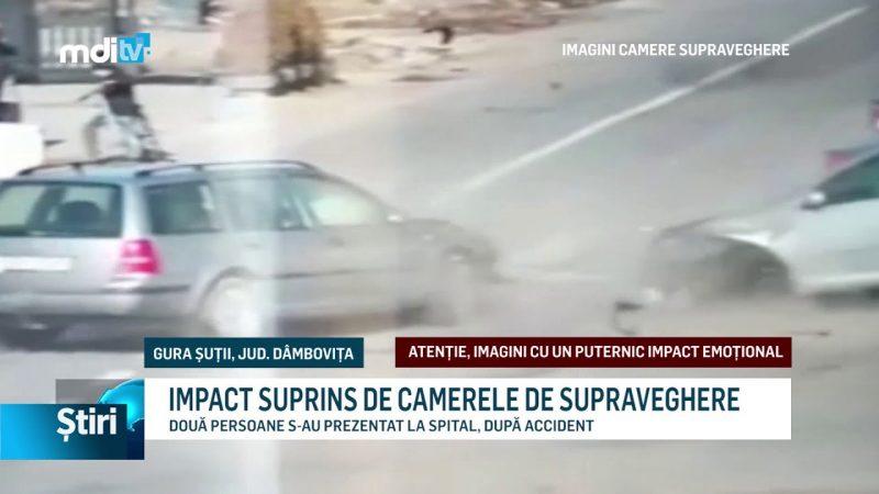 IMPACT SUPRINS DE CAMERELE DE SUPRAVEGHERE