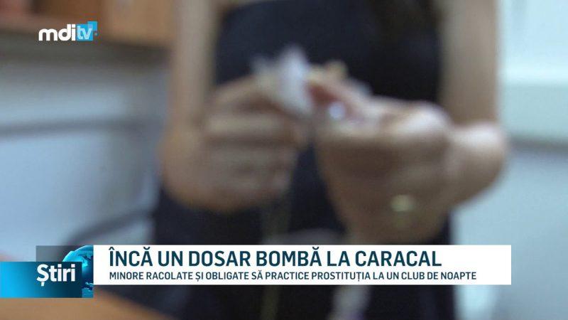ÎNCĂ UN DOSAR BOMBĂ LA CARACAL