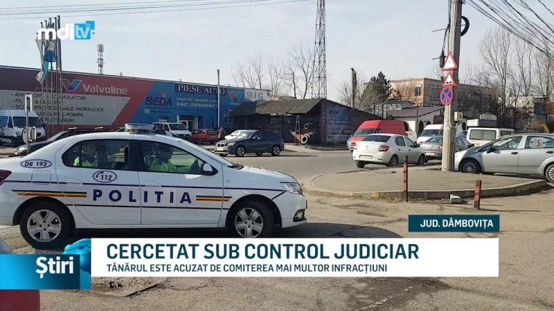 CERCETAT SUB CONTROL JUDICIAR