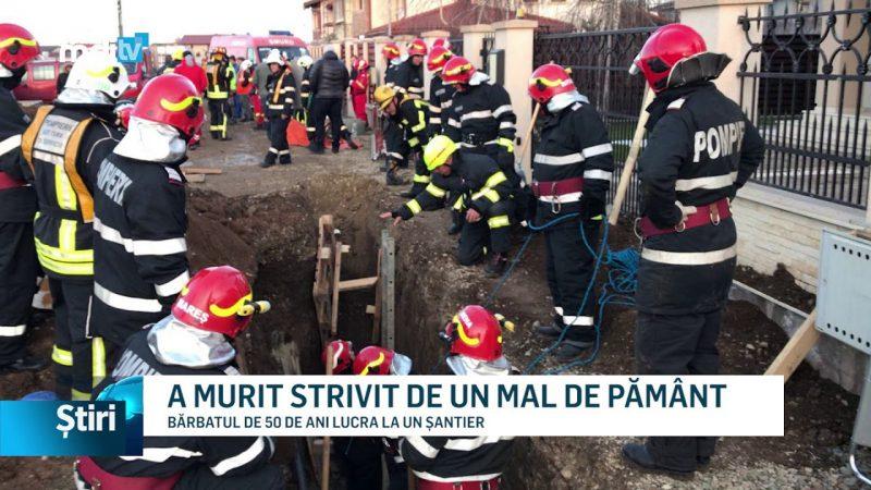 A MURIT STRIVIT DE UN MAL DE PĂMÂNT
