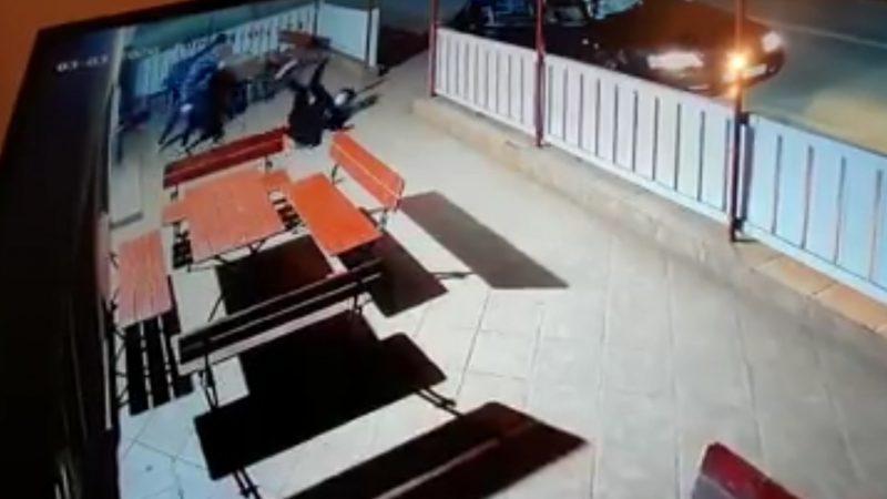 TENTATIVĂ DE JAF LA POIANA!