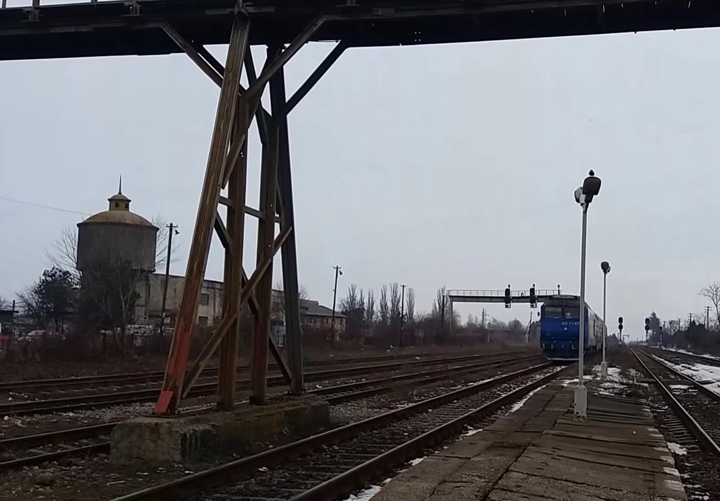 TRAGEDIE LÂNGĂ GARA DIN TITU! BĂRBAT DECAPITAT DE TREN