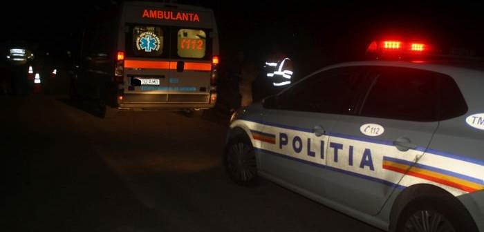 ACCIDENT MORTAL PE DN71, LA CUZA VODĂ
