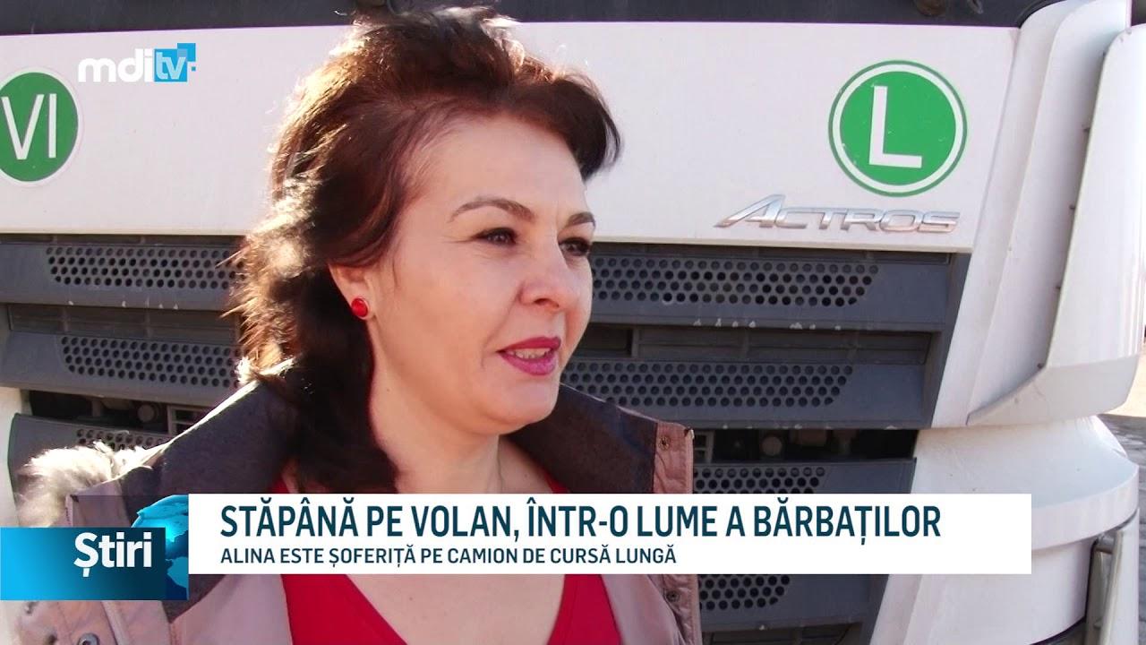 STĂPÂNĂ PE VOLAN, ÎNTR-O LUME A BĂRBAȚILOR