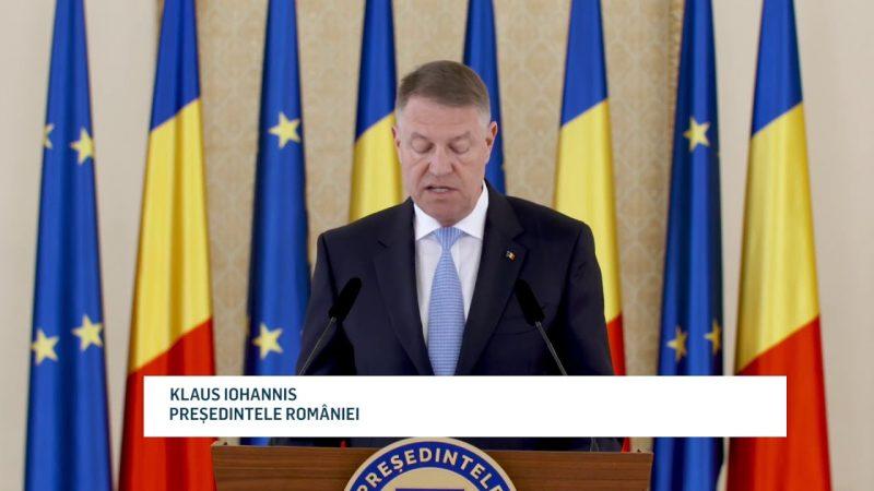 ROMÂNIA, ÎN STARE DE URGENȚĂ