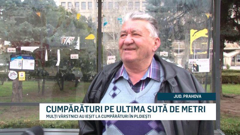 CUMPĂRĂTURI PE ULTIMA SUTĂ DE METRI