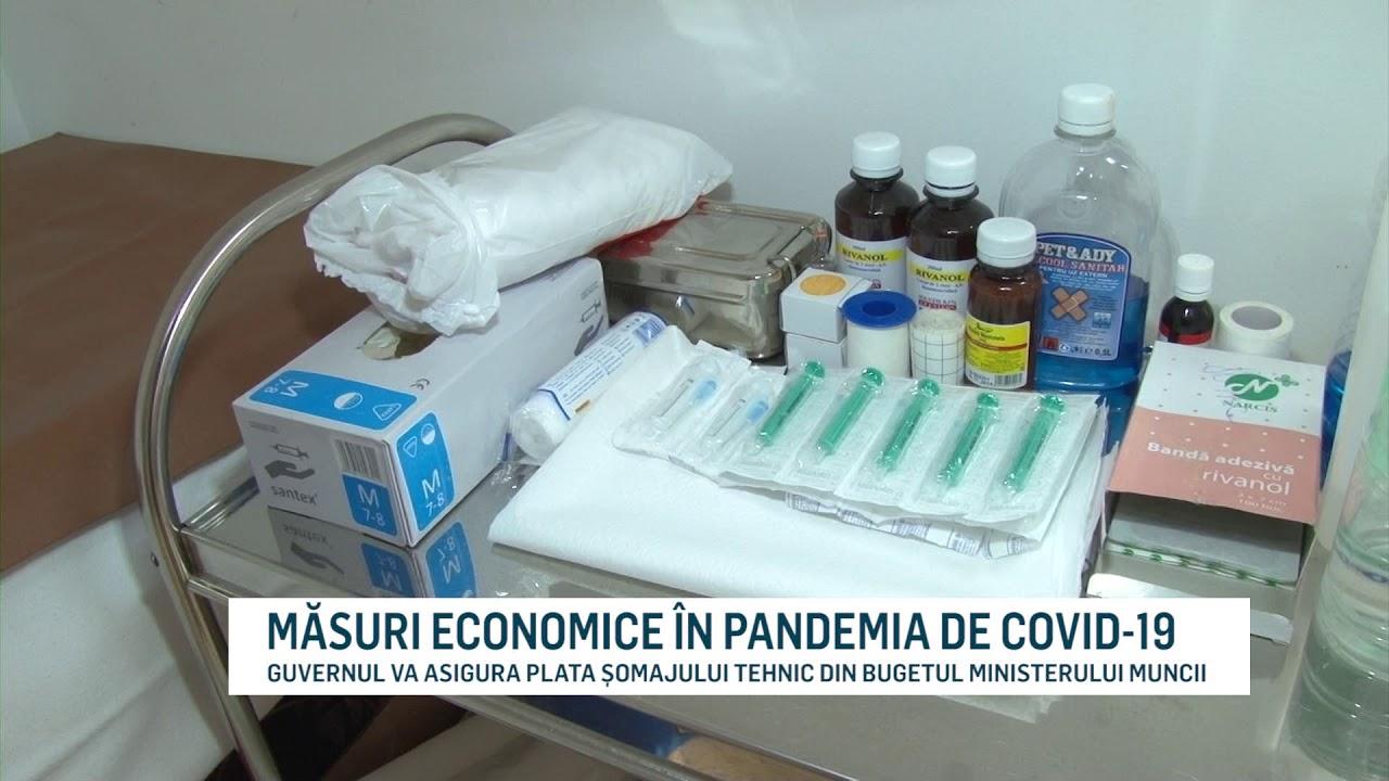 MĂSURI ECONOMICE ÎN PANDEMIA DE COVID-19