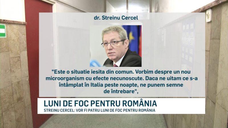 LUNI DE FOC PENTRU ROMÂNIA