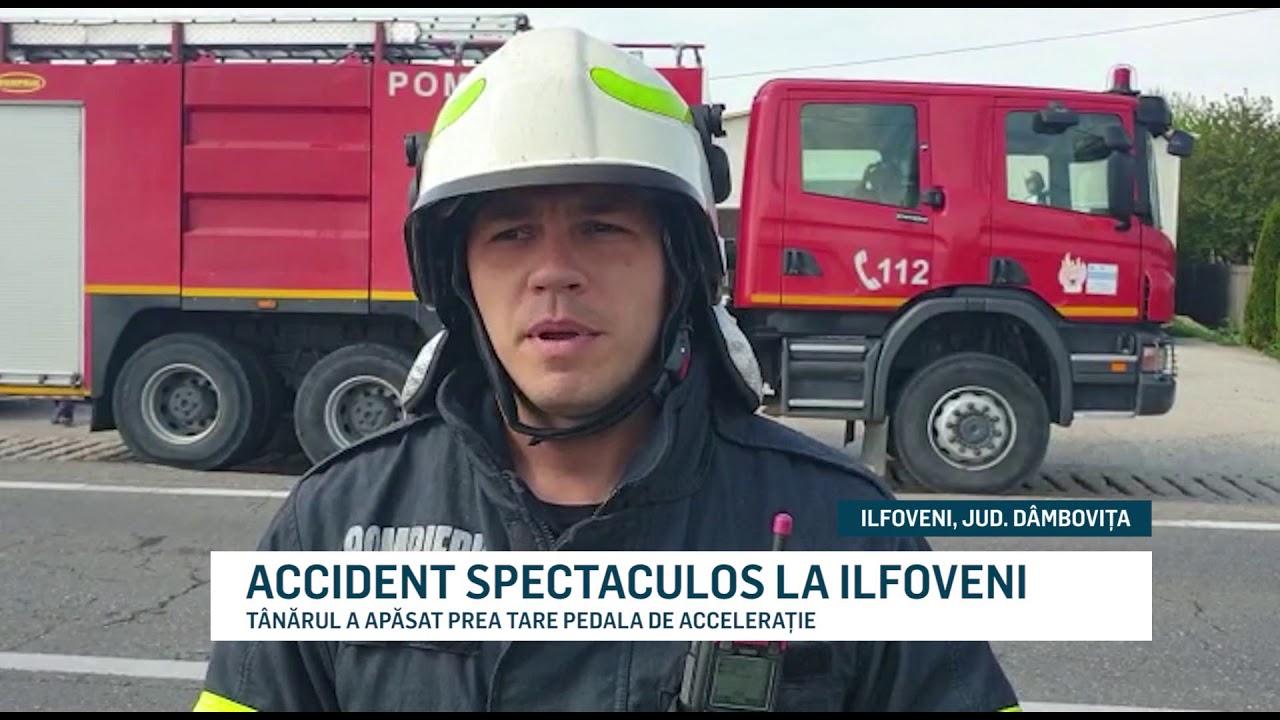 ACCIDENT SPECTACULOS LA ILFOVENI