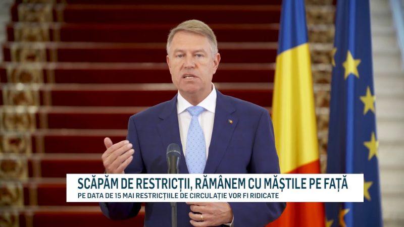 SCĂPĂM DE RESTRICȚII, RĂMÂNEM CU MĂȘTILE PE FAȚĂ