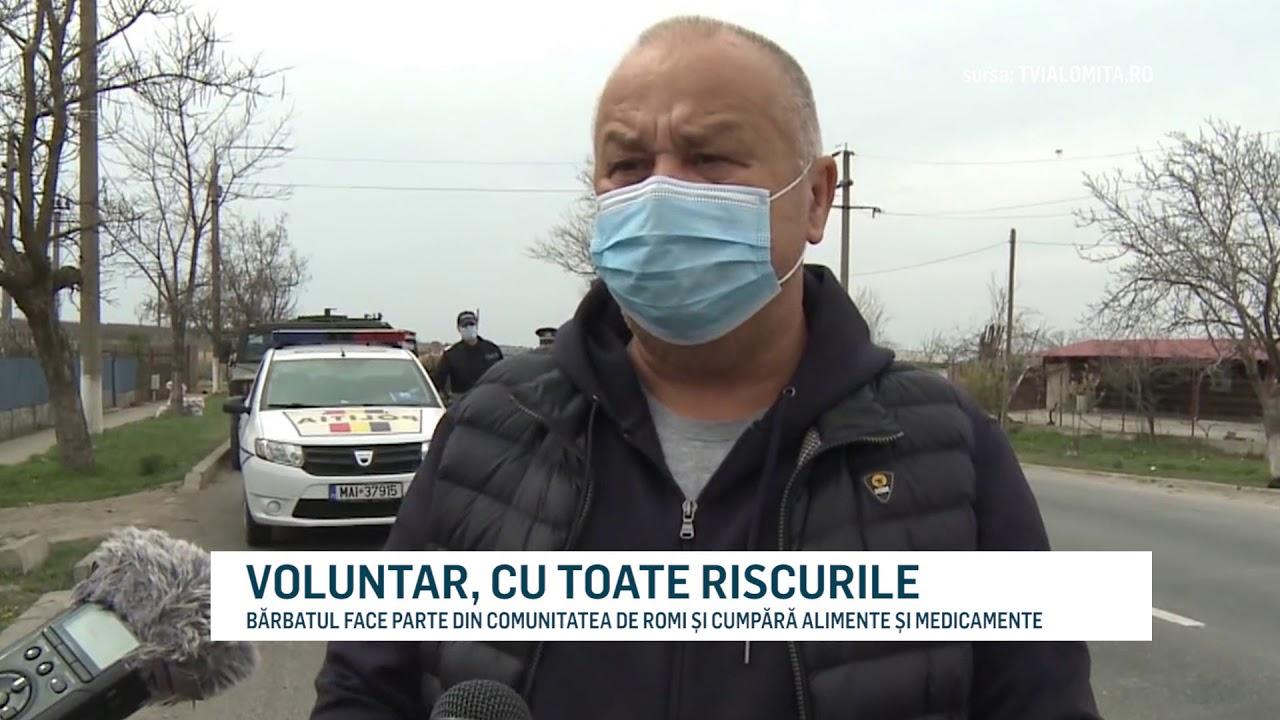 VOLUNTAR, CU TOATE RISCURILE