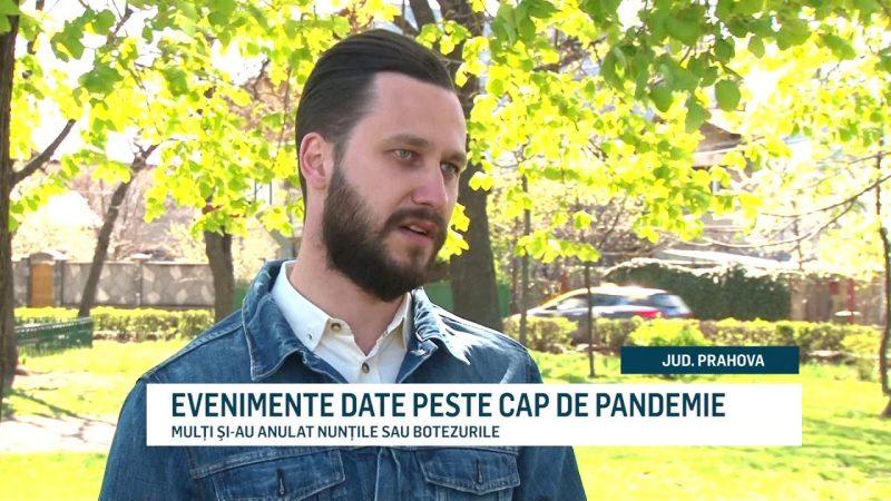 EVENIMENTE DATE PESTE CAP DE PANDEMIE