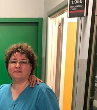ASISTENTĂ MEDICALĂ DIN TÂRGOVIȘTE, RĂPUSĂ DE CORONAVIRUS, ÎNTR-UN SPITAL DIN ITALIA