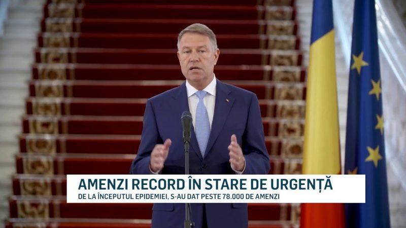 AMENZI RECORD ÎN STARE DE URGENȚĂ
