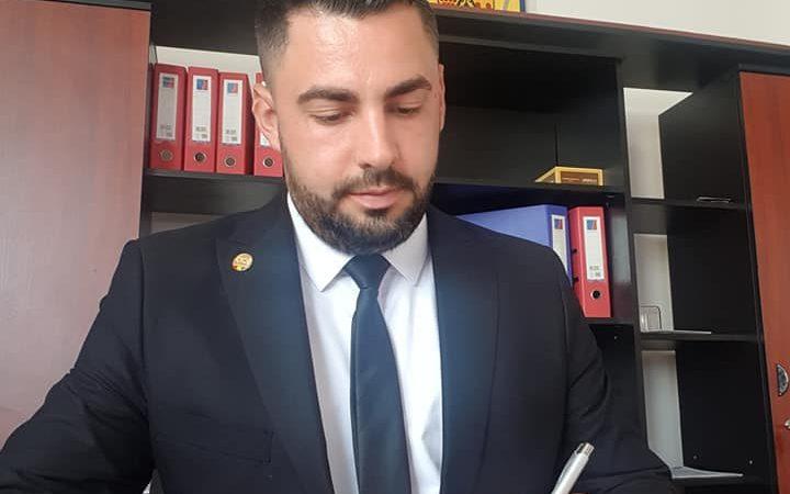 EXCLUSIV! TÂNĂRUL POLITICIAN NICOLAE RĂBAEA ESTE NOUL ADMNISTRATOR PUBLIC AL MUNCIPIULUI MORENI