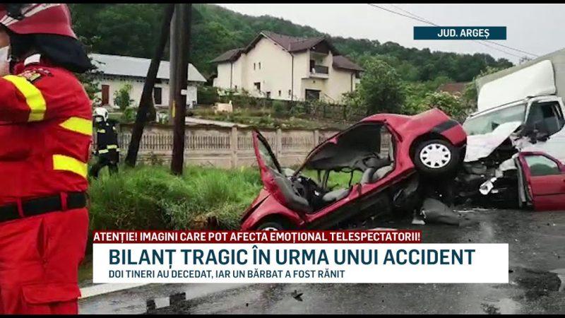 BILANȚ TRAGIC ÎN URMA UNUI ACCIDENT
