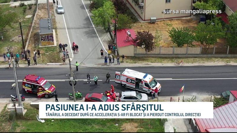 PASIUNEA I-A ADUS SFÂRȘITUL