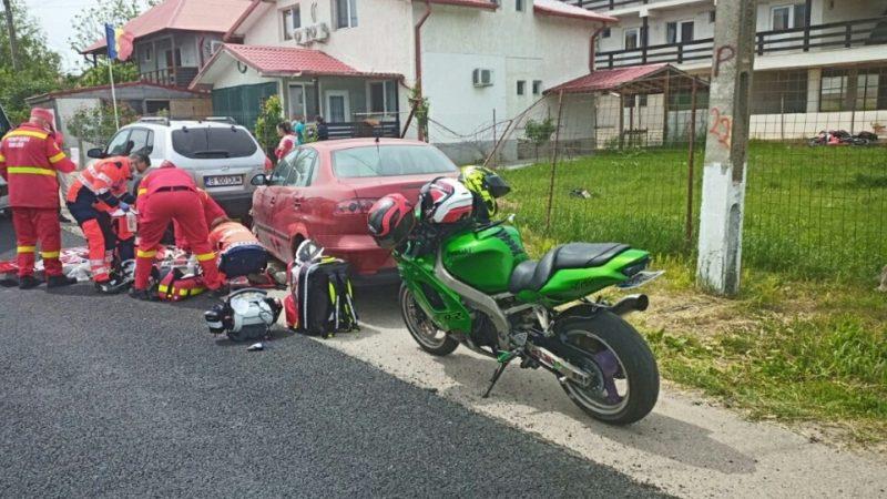 TÂNĂR DIN MORENI, MORT ÎN ACCIDENT DE MOTOCICLETĂ PE LITORAL