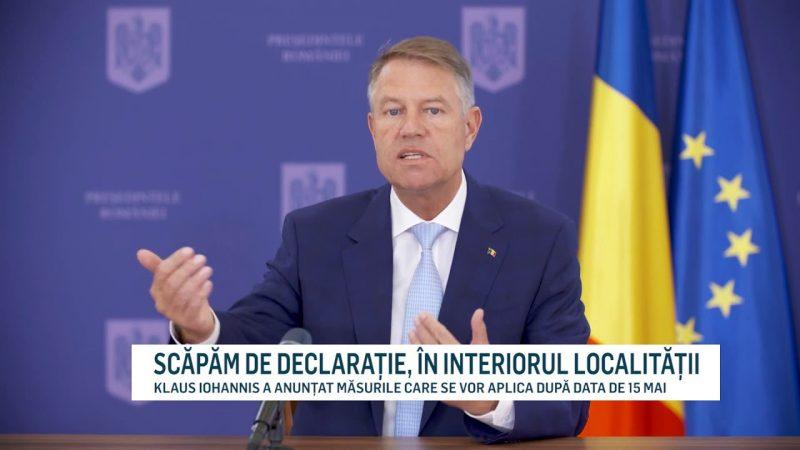 SCĂPĂM DE DECLARAȚIE, ÎN INTERIORUL LOCALITĂȚII