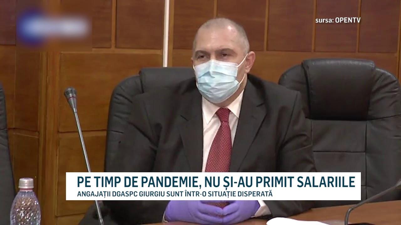 PE TIMP DE PANDEMIE, NU ȘI-AU PRIMIT SALARIILE