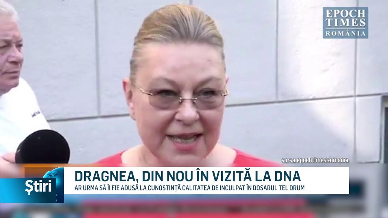 DRAGNEA, DIN NOU ÎN VIZITĂ LA DNA