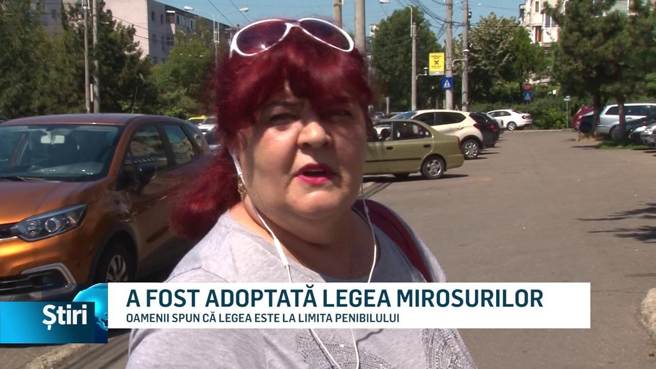 A FOST ADOPTATĂ LEGEA MIROSURILOR