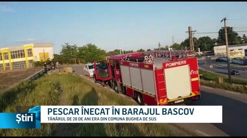 PESCAR ÎNECAT ÎN BARAJUL BASCOV