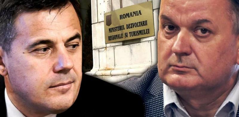 """PREȘEDINTELE PNL DÂMBOVIȚA, VIRGIL GURAN, ACUZAT CĂ ȘI-A ANGAJAT SOȚIA ȘI SORA LA MINISTERUL DEZVOLTĂRII! SOȚIA ESTE ȘEFA CABINETULUI MINISTRULUI """"GRINDĂ"""""""