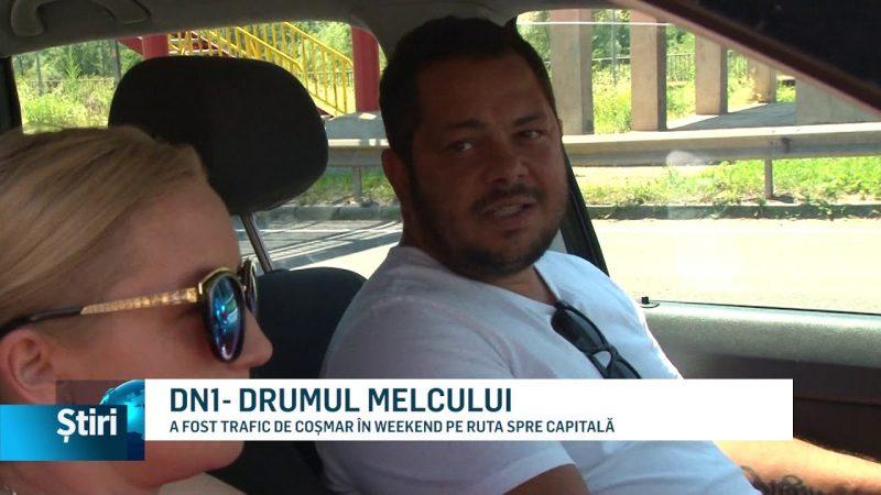 DN1- DRUMUL MELCULUI