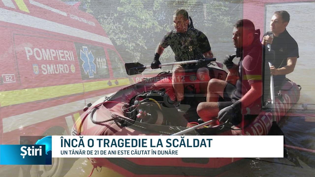 ÎNCĂ O TRAGEDIE LA SCĂLDAT