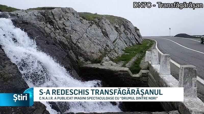 S-A REDESCHIS TRANSFĂGĂRĂŞANUL