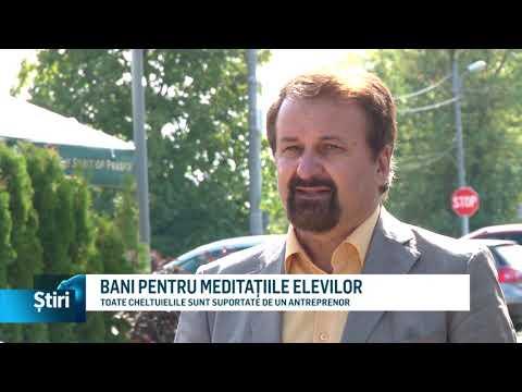 BANI PENTRU MEDITAŢIILE ELEVILOR