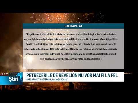 PETRECERILE DE REVELION NU VOR MAI FI LA FEL
