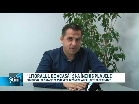 """""""LITORALUL DE ACASĂ"""" ŞI-A ÎNCHIS PLAJELE"""