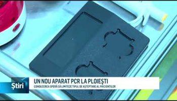 UN NOU APARAT PCR LA PLOIEŞTI